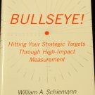 Bullseye! profit measuring tactics business companies strategic performance hardcover book