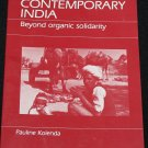 Caste In Contemporary India caste system hindu hinduism social caste groups society societies book