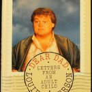 DEAR DAD Louie Anderson hardcover book