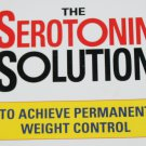 The Serotonin Solution to Achieve Permanent Weight Control lose weight fat loss book health book
