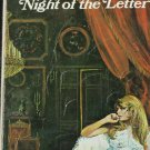 Night of the Letter romance book Dorothy Eden paperback passion love story book
