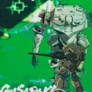 Gasaraki Vol. 3 Betrayal DVD anime & manga animation animated cartoon Vol
