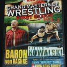 NEW Grand Masters of Wrestling dvd FIRST BLOOD VOL.2 DVD pro-wrestling Bundy Snuka and more