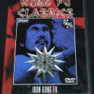 Iron Kung Fu Classics DVD martial arts karate dvd movie film dvd video