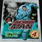 ACTION MAN DVD - Animation Space Wars sci-fi cartoon animation animated adventure dvd