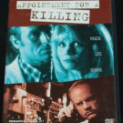 Appointment for a Killing DVD  thriller movie film suspense it scary on film on dvd