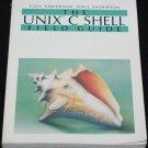Unix C Shell Field Guide book programming programmer computer interest book