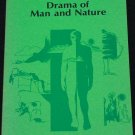 The Drama of Man and Nature by Sanat K. Majumder paperback book