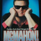 McMahon! by Jim McMahon football player hardcover book macmahon football sports book