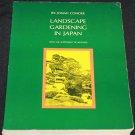 1964 VINTAGE JAPANESE GARDEN BOOK Landscape Gardening In Japan garden plants landscaping lawn