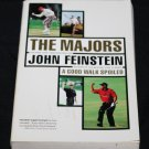The Majors - golf book John Feinstein paperback golf sports games tournaments books