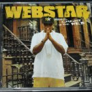 Webstar CD music web star old-school music teenage Harlem style music cd