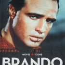Brando paperback book F.X. Feeley - Marlon Brando film book movie icon star Hollywood actor book