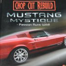 Chop Cut Rebuild Mustang Mystique DVD speed channel car auto repair fix how to instruction DVD