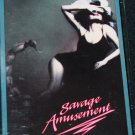 Scorpions Savage Amusement cassette rock heavy metal album music songs on cassette tape