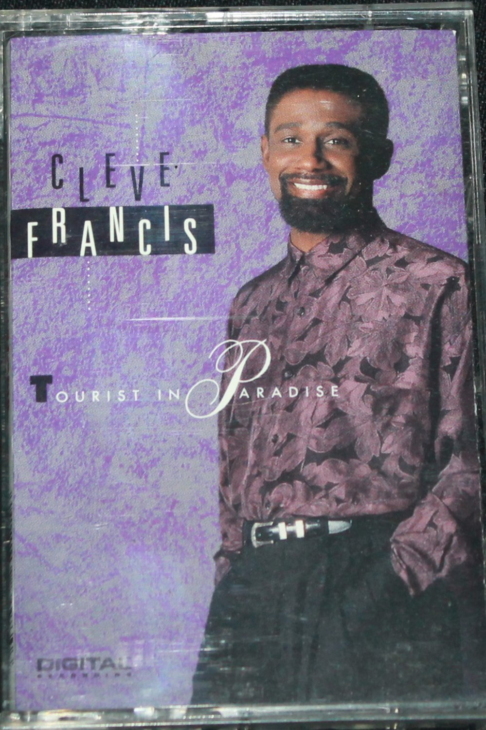 Cleve Francis country music singer songs music album cassette tape
