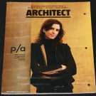 Architect Magazine January 2007 Vol. 96 architecture Magazine architectural architects articles