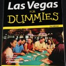 Las Vegas for Dummies by Mary Herczog Vegas traveling visiting visit visitors vacation book