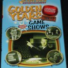 GOLDEN YEARS classic old tv game shows Vol 1 quiz shows classic old tv quiz games old shows dvd tv