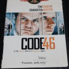 CODE 46 movie dvd watch movie dvd code 46 dvd  movie film video