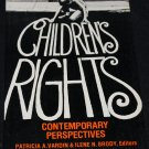 Children's Rights Contemporary Perspectives book child moral legal philosophy paperback book