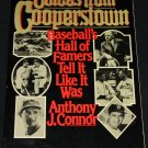 Voices From Cooperstown - baseball sports paperback book