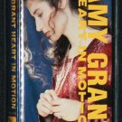 Amy Grant Heart in Motion music album cassette tape