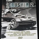 iCRUSHER 2 heavy metal music DVD music videos Earache Records dvd video