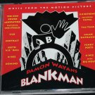 Blank Man soundtrack cd Damon Wayans cd music blankman album songs on cd