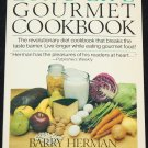 The Long Life Gourmet Cookbook healthy food dishes recipes cooking cook book
