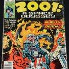 Marvel Comic book 2001 A Space Odyssey comics comix magazine
