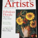 The Artist's Magazine artistis painting magazine 2002 Vo. 19 No. 5 artistic art tips info magazine
