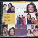 Heavensent CD - Closest Friends album - contemporary Christian gospel pop music heaven sent cd
