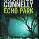 Echo Park by Michael Connelly suspense thriller novel hardcover book