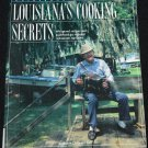 Louisianna Cooking Secrets - food recipes eat preparation cook book cookbook