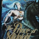 The Prince of Midnight romance hardcover book by Laura Kinsale - romantic love passion story book