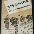 1943 c/o Postmaster book about Australian army by Corporal Thomas R. St. George