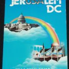 Jerusalem DC - religious Christian book religion God paperback book Mike Evans