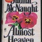Almost Heaven romance novel book by Judith McNaught