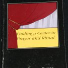The Inner Stage Finding a Center Through Prayer and Ritual paperback book by James Roose-Evans
