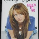 Miley Cyrus book Miles To Go - movie star bio biography hardcover book