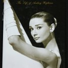 Audrey Hepburn biography ENCHANTMENT movie star bio story celebrity hardcover book