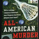 All-American Murder - true crime paperback by Amber Hunt
