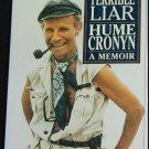 Terrible Liar - Hume Cronyn a Memoir -  hardcover book actor star movie entertainer book