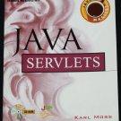 Java Servlets by Karl Moss - computer program book internet servers computer education book