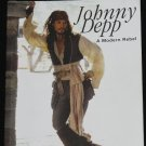 Johnny Depp A Modern Rebel bio biography movie star entertainer celebrity actor Johnny Depp book