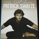 Patrick Swayze One Last Dance by Wendy Leigh movie star celebrity actor Patrick Swayze book