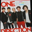 One Direction - boy band book - pop music group - kids teenagers teens music boy bands book