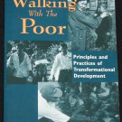 Walking With the Poor - Christian missions book religion religious book