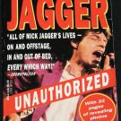 Jagger Unauthorized  - rock pop star biography book of Mick Jagger rock roll celebrity musician book